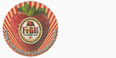 Fruli Strawberry Beer #893