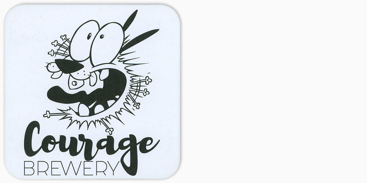 Courage Brewery #908